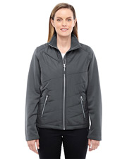North End 78809 Women's Quantum Interactive Hybrid Insulated Jacket