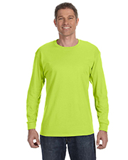 Fruit of the Loom 7930  50/50 Long Sleeve T-shirt at GotApparel