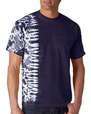 Gildan Tie-Dyes 81  Adult One-Color Fusion Tee at GotApparel