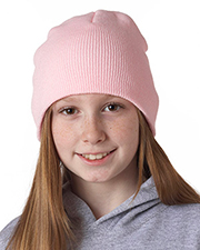 UltraClub 8131  Knit Beanie at GotApparel