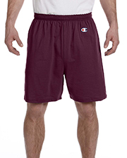 Champion 8187 Men 6 oz. Cotton Gym Short