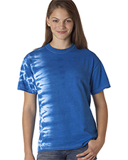 Gildan Tie-Dyes 81B  Youth One-Color Fusion Tee at GotApparel