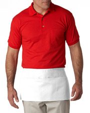 UltraClub 8203  Unisex 3Pocket Waist Apron at GotApparel