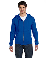 Fruit of the Loom 82230 Men 12 oz. Supercotton 70/30 Full Zip Hood