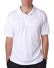 UltraClub 8315 Men Platinum Performance Piqué Polo with TempControl Technology