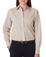 UltraClub 8341  Ladies End on End Shirt at GotApparel