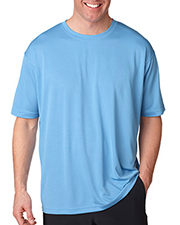 UltraClub 8400  Adult Cool-N-Dry Sport Tee at GotApparel