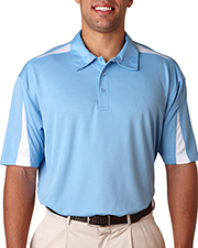 UltraClub 8408  Adult Cool-N-Dry Moisture-Management Polo at GotApparel