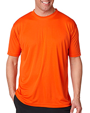 UltraClub Adult Cool-N-Dry™ Sport Performance Interlock Crew