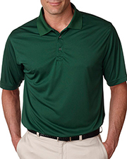 UltraClub 8425  Adult Cool-N-Dry™ Sport Performance Interlock Polo at GotApparel