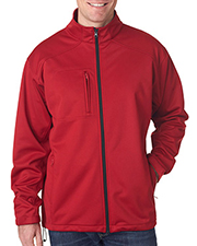 UltraClub 8477  Softshell Solid at GotApparel