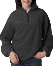 UltraClub 8480  Adult Iceberg Fleece 1/4-Zip Pullover at GotApparel