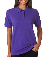 UltraClub 8530 Women's Classic Pique Polo
