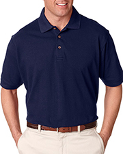 UltraClub 8535T  Adult Tall Classic Pique Polo at GotApparel