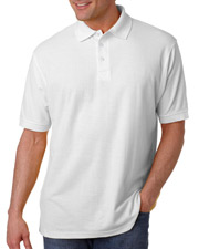 UltraClub 8540T  Mens Tall Whisper Pique Polo at GotApparel