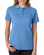 UltraClub 8550L Women Ladies' Basic Piqué Polo