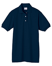 Anvil 8602  Ladies Pique Polo at GotApparel