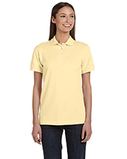 Anvil 8680A Women Pique Polo at GotApparel