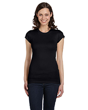 Bella 8701  Ladies Longer Length S/S T at GotApparel