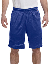 Champion 8731 Polyester Mesh Shorts at GotApparel