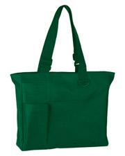 UltraClub 8811  Recycled Super Feature Tote at GotApparel