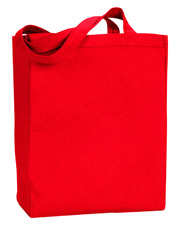 UltraClub 8861  Cotton Canvas Tote with Gusset at GotApparel