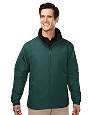 Tri-Mountain 8880TM  8880 Men Saga-Men's 100% Polyester Long Sleeve Jacket With Water Resistent at GotApparel