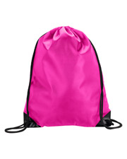 UltraClub 8886  Value Drawstring Pack at GotApparel