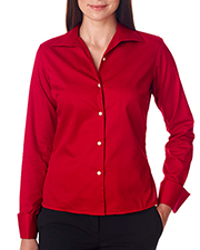 Ultraclub Ladies Whisper Elite Twill Shirt