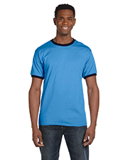 Anvil 923  Heavyweight Ringer T at GotApparel
