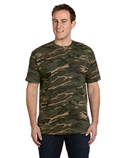 Anvil 939  Midweight Camouflage TShirt