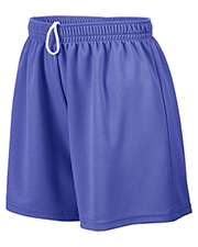 Augusta 961  Girl's Wicking Mesh Short