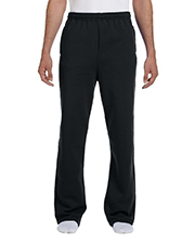 Jerzees 974MP Men 8 oz., 50/50 NuBlend Open-Bottom Sweatpants