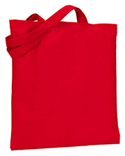 UltraClub 9860  Unisex Organic Recycled Cotton Canvas Tote at GotApparel