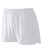 Augusta 988  Girl's Trim Fit Jersey Short