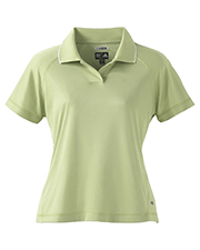 Adidas A09  ClimaCool Ladies Mesh Polo at GotApparel