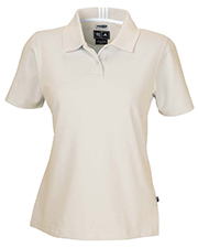 Adidas A11  ClimaLite Ladies Pique Polo at GotApparel