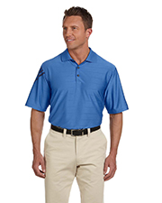 Adidas A133  Men's ClimaCool Mesh Polo at GotApparel