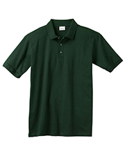 Anvil A5006 100% Cotton Short-Sleeve Sport Shirt at GotApparel
