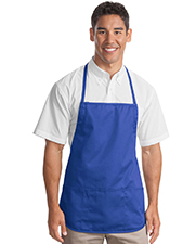 Port Authority A525  Unisex Medium Length Apron at GotApparel
