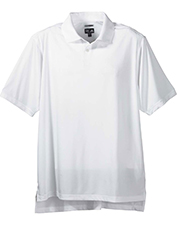 Adidas A55  ClimaLite® Mens Jersey Polo at GotApparel