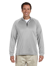 Adidas A74  Mens Performance 1/2-Zip Training Top at GotApparel