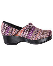 Cherokee ANGELIQUE Women Footwear Fashion Leather Clog at GotApparel
