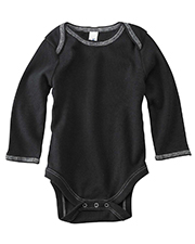 Bella B103  Infants Long-Sleeve Thermal One-Piece at GotApparel