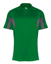 Badger B3346  Men Drive Performance Polo at GotApparel