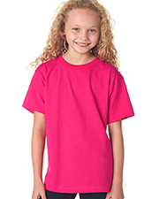 Bayside B4100  Youth Short-Sleeve Tee at GotApparel