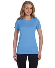 Bella B6000H  Ladies Jersey Heathered T at GotApparel