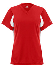 Badger B6170     Ladies' Polyester Rally Jersey  at GotApparel