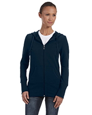Bella B7207  Ladies French Terry Lounge Jacket at GotApparel