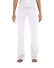 Bella B7217  Ladies French Terry Lounge Pant at GotApparel